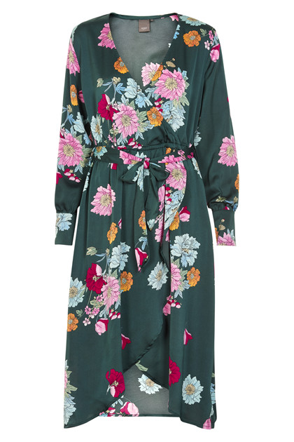 ICHI X BEO DRESS 20108217-13366