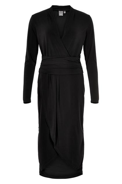 ICHI IXLIMA LONG DRESS 20109639-10001
