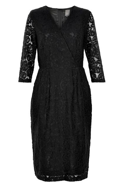 ICHI X FOLLY DRESS 20107028