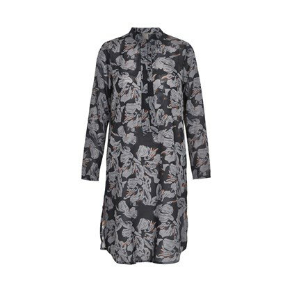ICHI ATARI SH2 SHIRT DRESS