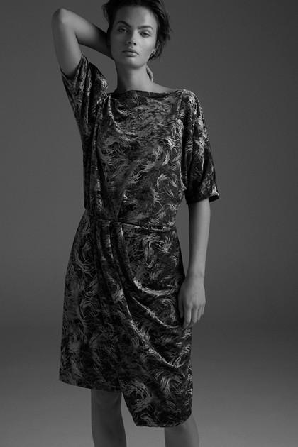 KAREN BY SIMONSEN FINA DRESS 10102038