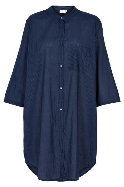 KAFFE JENSINE 3/4 SHIRT DRESS 10551226 M