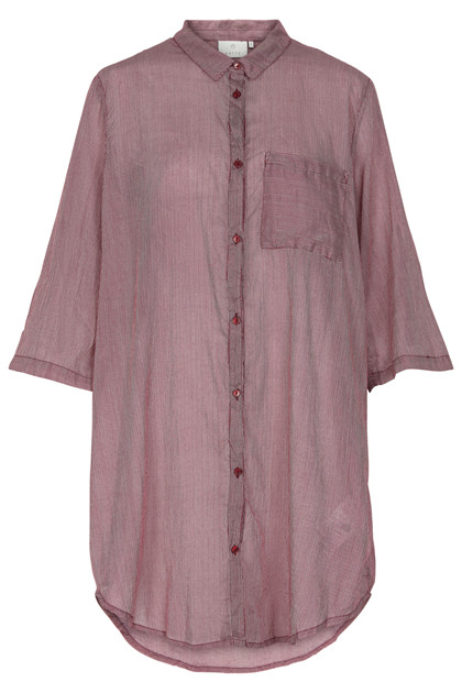 KAFFE LINE SIGNE 3/4 SHIRT DRESS 10551228 Z