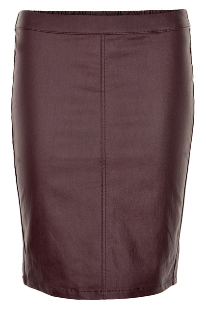 KAFFE ADA COATED SKIRT 10501904 Z
