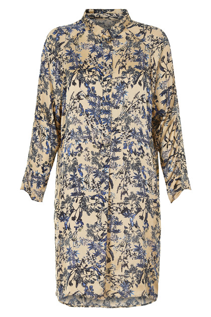 MUNTHE PLAYA SHIRT DRESS S