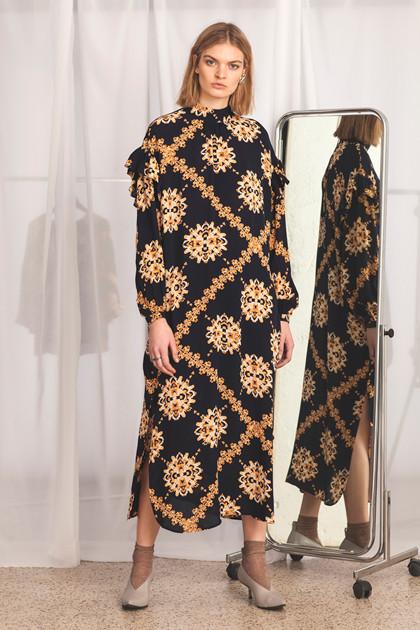 STELLA NOVA MARGO DRESS KADR-4617