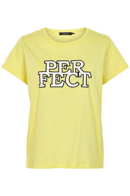 SOAKED IN LUXURY SX PERFECT T-SHIRT 30404073