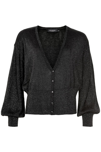 SOAKED IN LUXURY PERSIS CARDIGAN 30403415