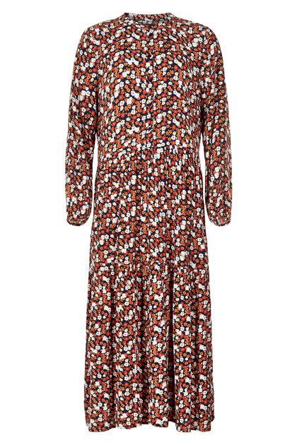 SOAKED IN LUXURY SX YRSA MAXI DRESS 30404103