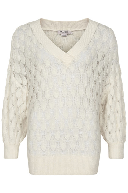 SOAKED IN LUXURY MAGNOLIA 3/4 PULLOVER 30403803