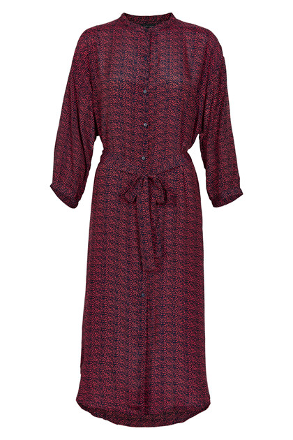 STELLA NOVA SMALL DOTS SHIRT DRESS SM-4559 B