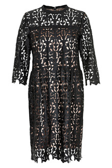 KAREN BY SIMONSEN LACE DRESS 10100522