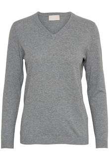 KAREN BY SIMONSEN SECURE V-NECK PULLOVER 10101085