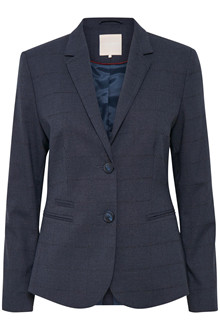 KAREN BY SIMONSEN SYDNEY CHECKED BLAZER 10101431