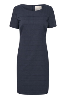 KAREN BY SIMONSEN SYDNEY CHECKED DRESS 10101455