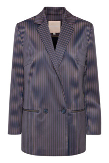 KAREN BY SIMONSEN SYDNEY STRIPED BLAZER 10102139
