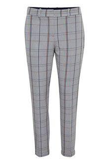 KAREN BY SIMONSEN SYDNEYKB CIGARETTE CHECK PANTS 10102369