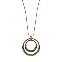 CREAM DELUXE LEE-ANN NECKLACE 10400502