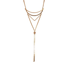 CREAM DELUXE LINA NECKLACE 10400511