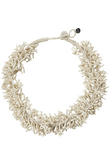 CREAM DELUXE RITA NECKLACE 10400592