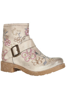 CREAM DENISE BOOT 10400599