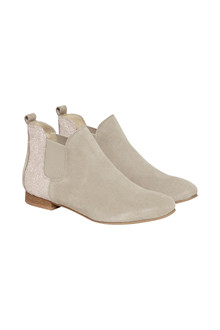CREAM GINELLY BOOT 10401092