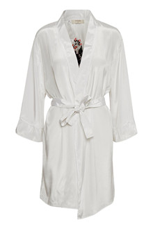 CREAM PAISLEY BATHROBE 10401138