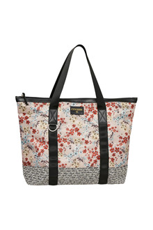 CREAM DAIMI FLOWER BAG 10401245