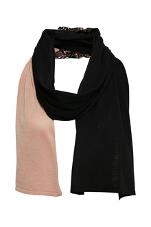 CREAM MADISON SCARF 10401373