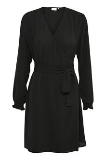 KAFFE BLAKE WRAP DRESS 10501594