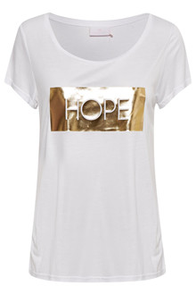 KAFFE FOLIA T-SHIRT 10501957