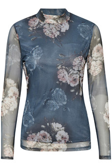 KAFFE BLOOMI TURTELNECK BLOUSE 10501980