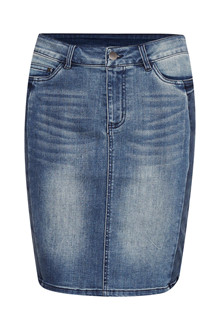 KAFFE ELINA DENIM SKIRT 10502009