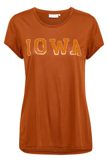 KAFFE IOWA T-SHIRT 10502566 P