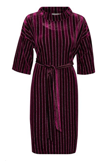 KAFFE ELSABETH VELVET DRESS 10502653