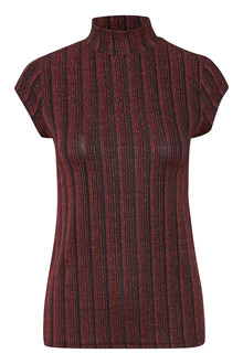 KAFFE BELLA TURTLENECK BLOUSE 10502721 H