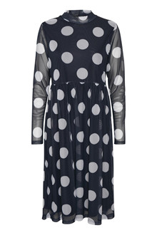 KAFFE BOBBIE DOT DRESS 10502811