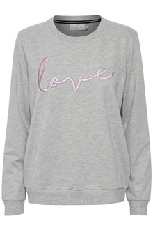 KAFFE LOVE SWEATSHIRT 10502953