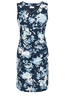 KAFFE INDIA V-NECK DRESS 10550500