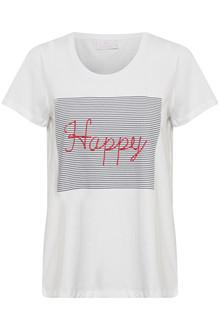 KAFFE HAPPY T-SHIRT 10550837