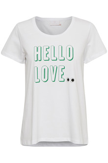 KAFFE HELLO T-SHIRT 10550838