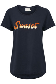 KAFFE SUNSET T-SHIRT 10551000