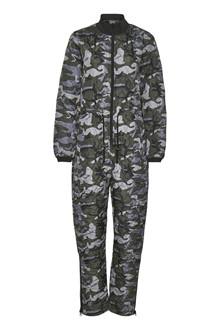 KAFFE KAJANE ARMY JUMPSUIT 10551129