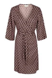 KAFFE KASALLY WRAP DRESS 10551241 R