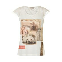 CREAM BARNI T-SHIRT 10600349