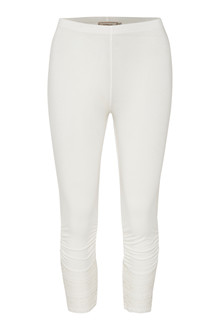 CREAM AGNES 3/4 LEGGING 10600384 C