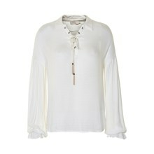 CREAM SENNA BLOUSE 10600745