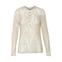 CREAM POSEY BLOUSE 10600773