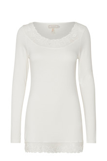 CREAM FLORENCE LS TOP 10600954 C