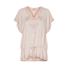 CREAM MILLA BLOUSE 10601199
